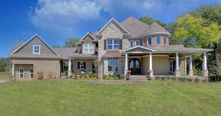 The jones company home builders in bowling green ky for Home builders bowling green ky